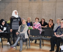 "Seminar ""Refugees: in Latvia and the World"" in Rēzekne"