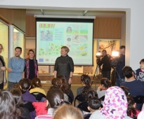Introduction of an educational material for children