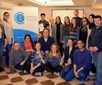Обучение в «Школе волонтерских лидеров»