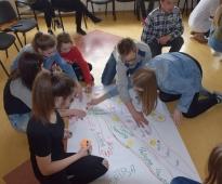 Дискуссия «Волонтерская работа в межкультурной среде»