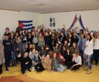 Kubas kultūras vakars Elejā