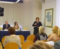 Starptautiska konference, 12.05.