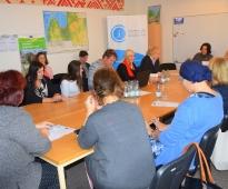 The Fifth Meeting of NGO Dialogue Platform Organisations