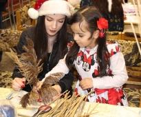 Ziemassvētku darbnīcas Zemgalē