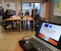 Eiropas Komisijas pārstāvji apmeklē ICI