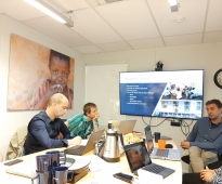Projekta tikšanās Islandē un Norvēģijā
