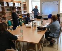 Integrācijas mācību kursu uzsākusi 19. un 20.grupa