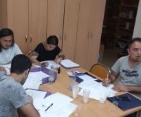 Latviešu valodas mācību kursa nodarbība 26.06.