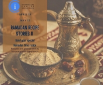 Ramadan recipe stories!