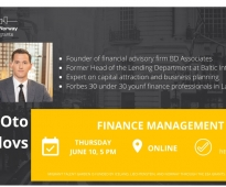 A remote lecture on business management will be held on the 10th of june